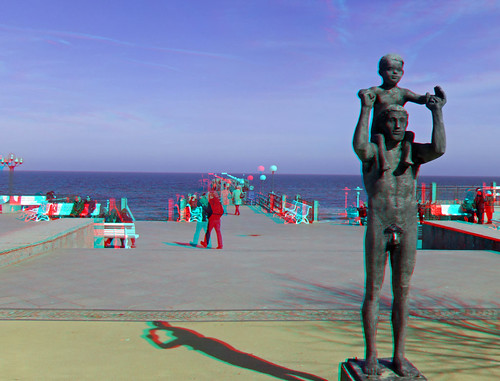 Anaglyph Nude