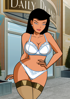 Animated And Lois Lane Nude