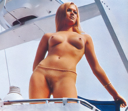 Belly Chain Nude