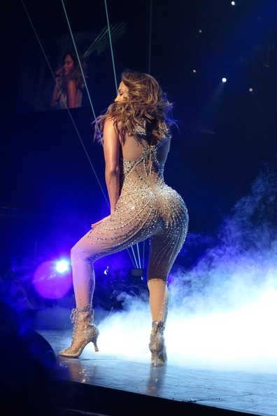 Beyonce Nude On Stage