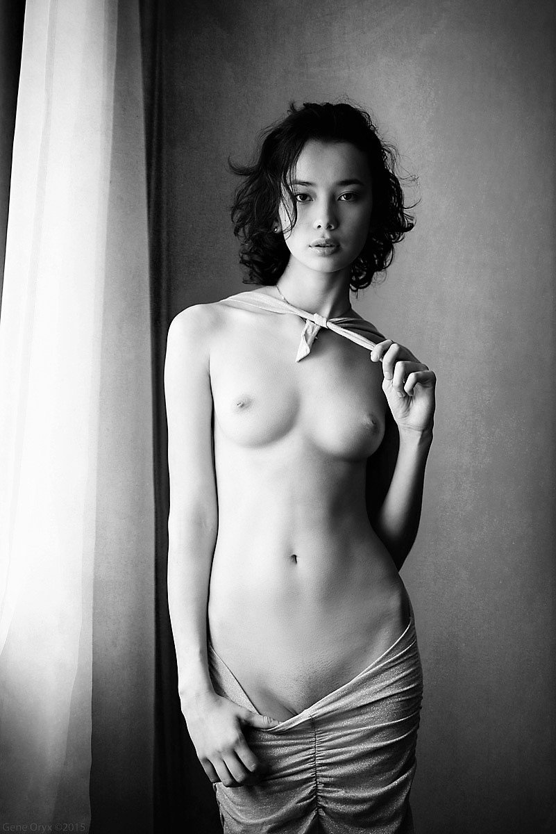 Black And White Nude Sex