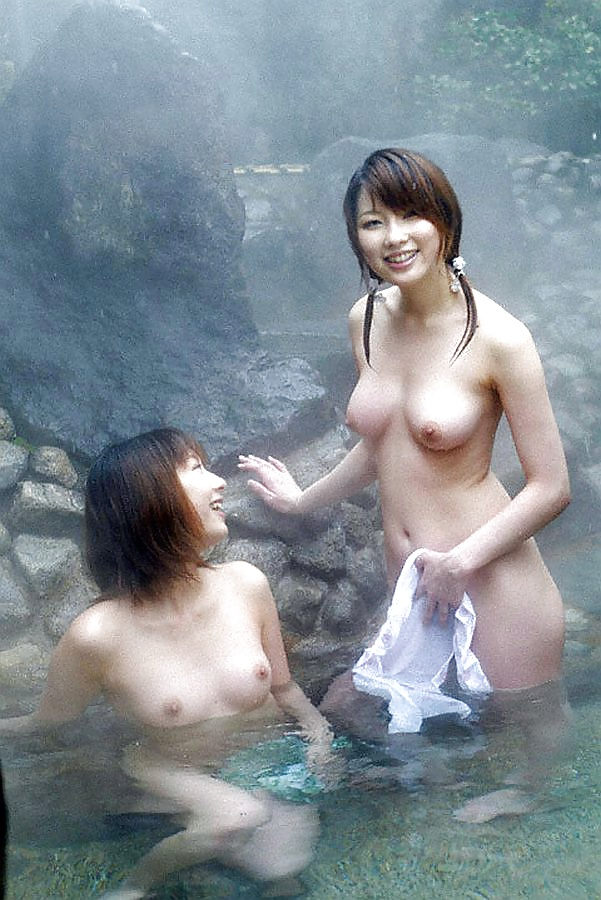Busty Asian Nude Models