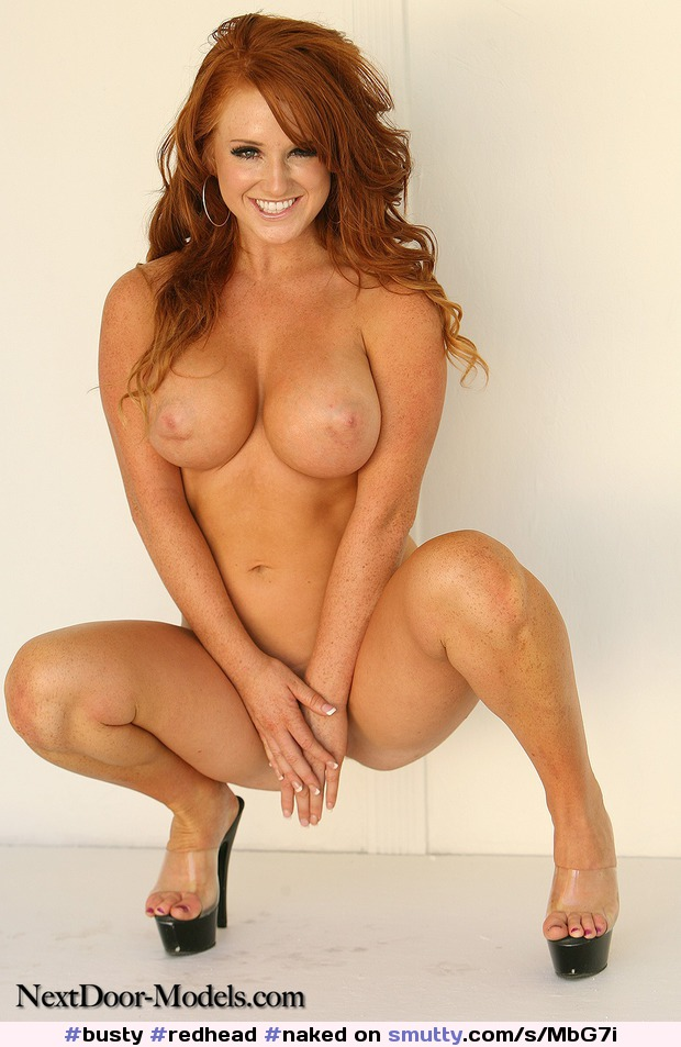 Busty Nude Redheads
