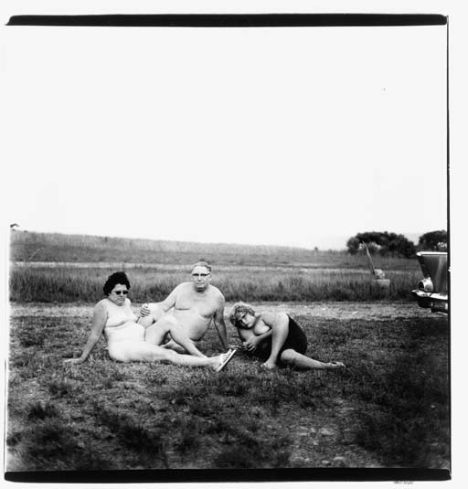 Camp In London Nude