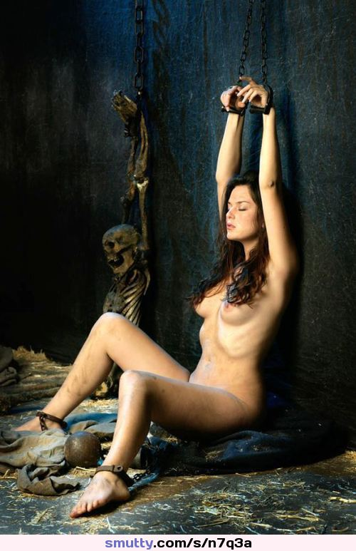 Chained Nude Females