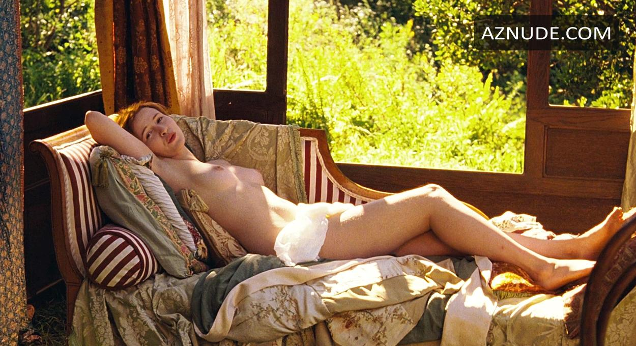 Christa Theret Nude