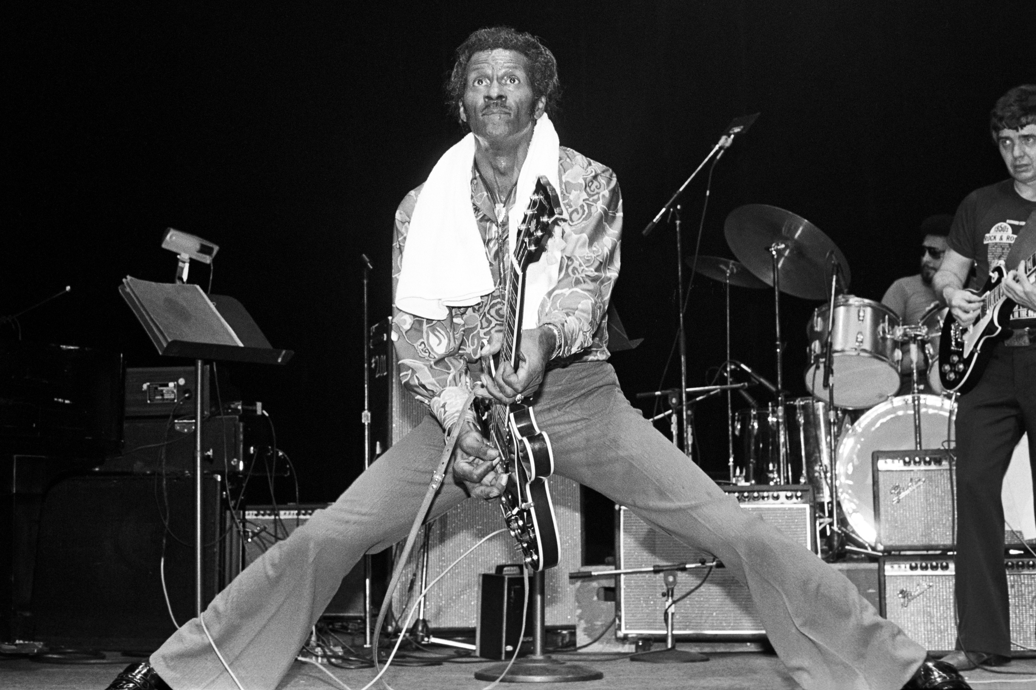 Chuck Berry Nude Pictures