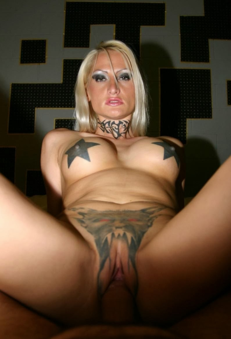 Crazy Nude Pussy Tattoos