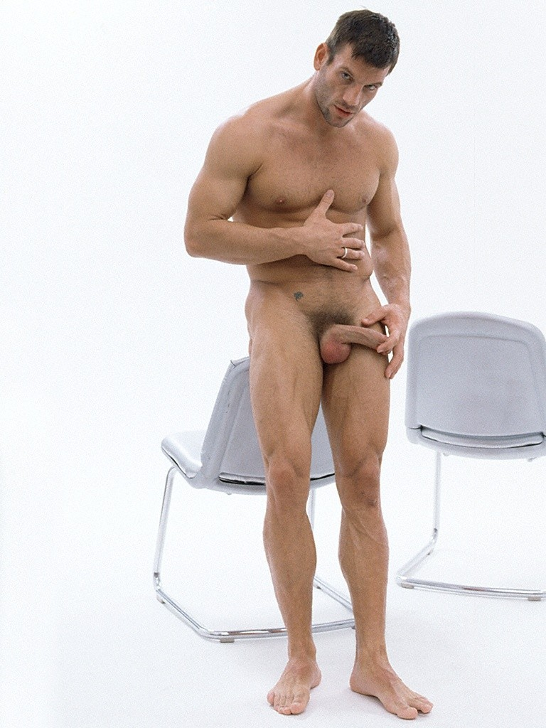 Damian Ford Nude