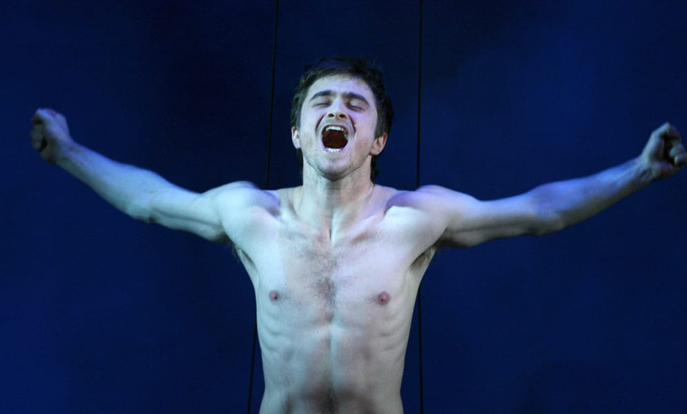 Daniel Radcliff Naked In Show