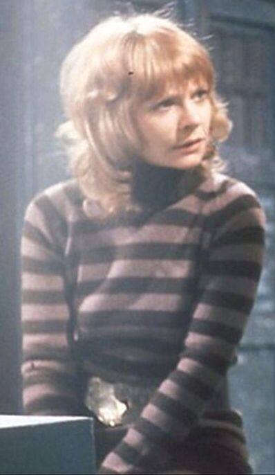 Doctor Who Naked Jo Grant