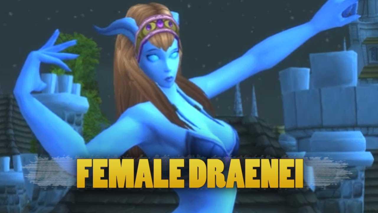 Draenei Naked Pictures