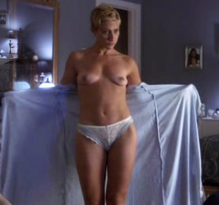 Edie Falco And Naked
