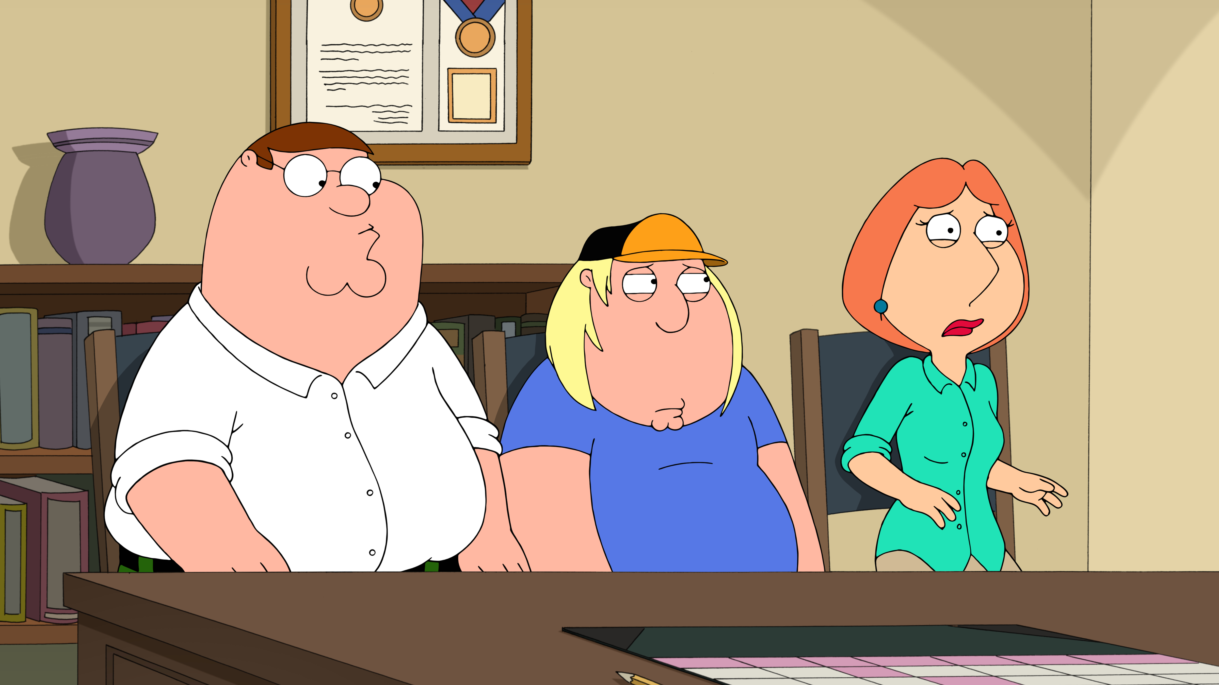 Family Guy Nude Pic