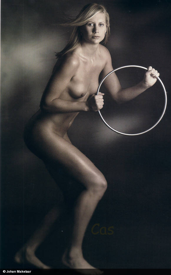 Female Naked Olympians Picture
