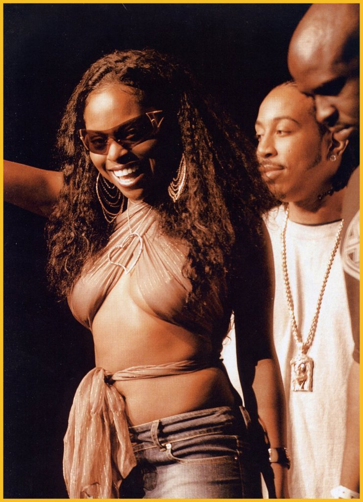 Foxy Brown Rapper Naked