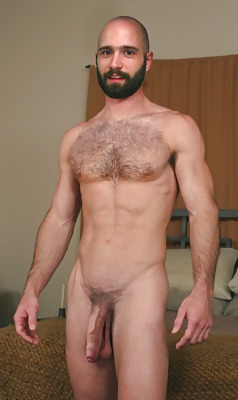 Free Hairy Male Nude Picture
