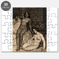 Free Nude Jigsaw Puzzles