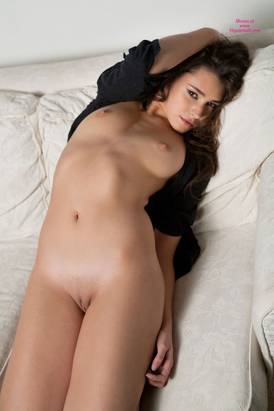 French Babe Nude