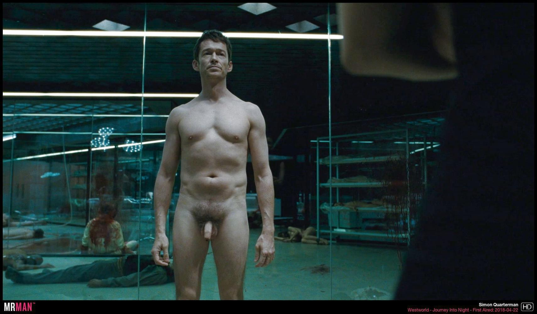 Full Frontal Naked Actors