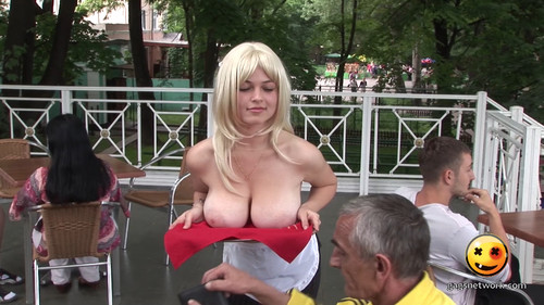 Funny Nude Show