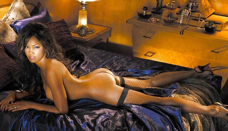 Garcelle Beauvais Naked In Playboy