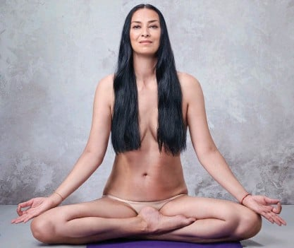Gay And Lesbian Nude Yoga
