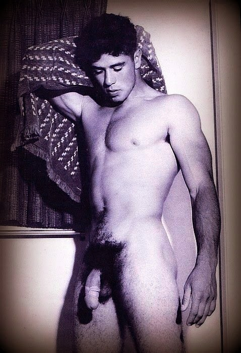 Gay Male Glamour Nudes
