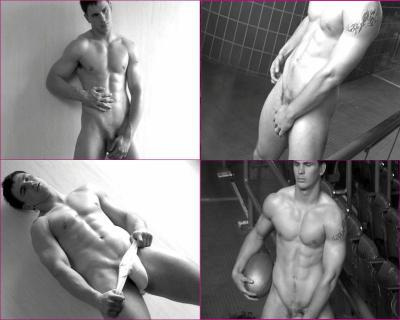 Geoffroy Messina Naked