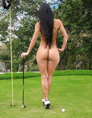 Golf In The Nude