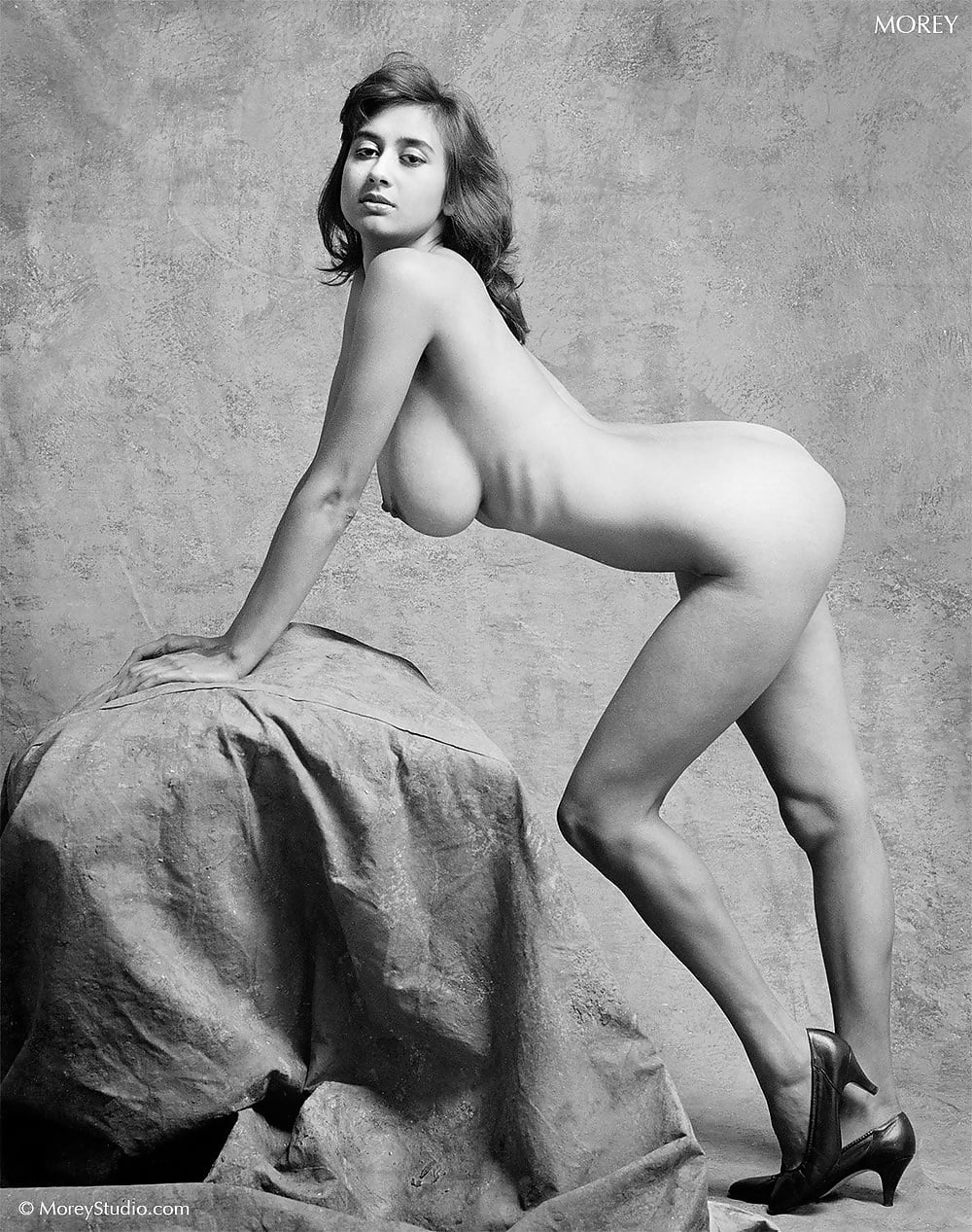 Graphic Nude Photography