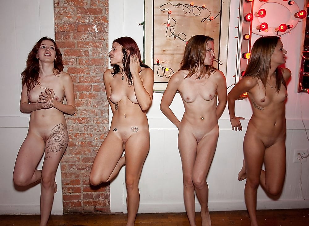 Group Of Nude Girls Video