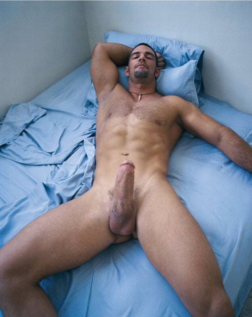 Hairy Studs Naked