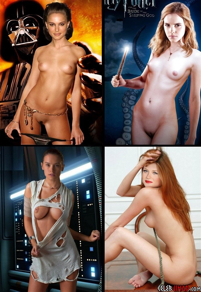 Harry Potter Actress Naked