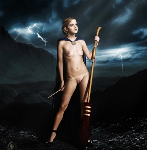 Hermine From Harry Potter Naked