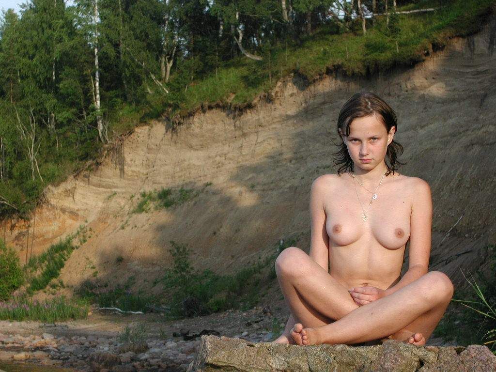 Holy Russian Nude