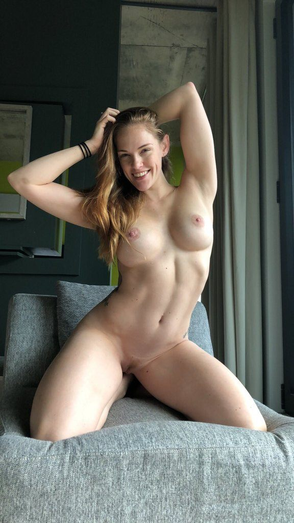 Hot Athletic Nude Babes