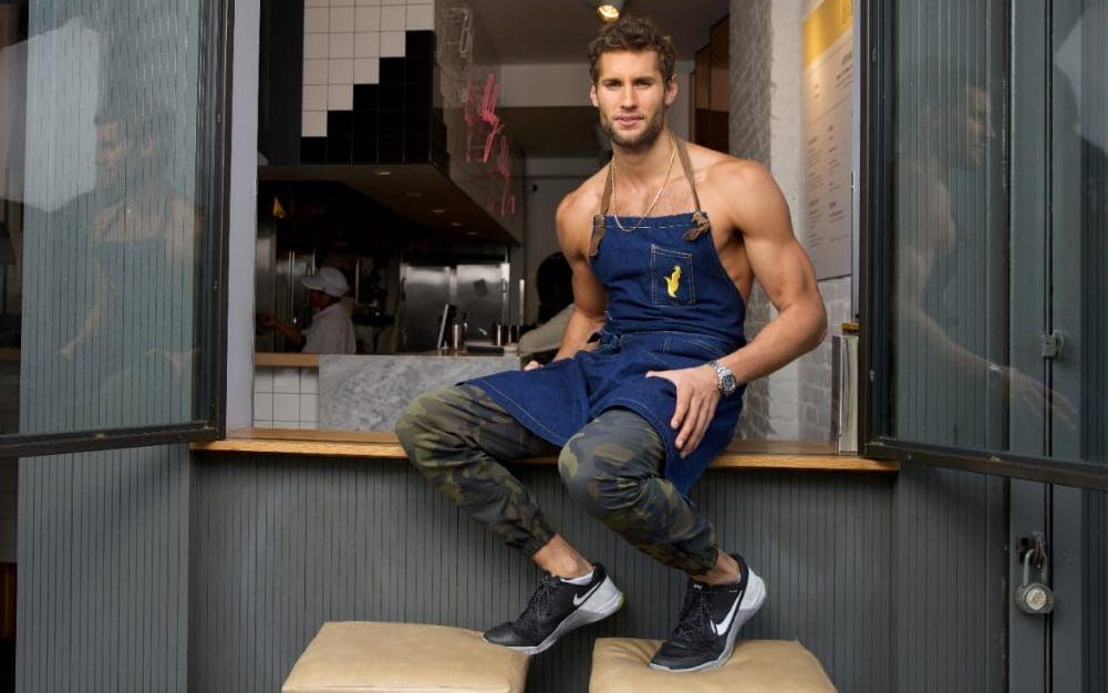 Hot Naked Male Chefs