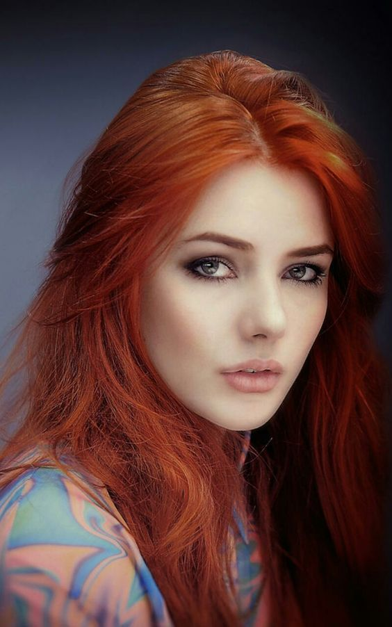 Hotest Red Head Nude