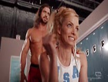 Jaime Pressly Nude Outdoors
