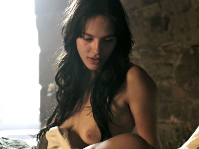 Jessica Findlay Brown Naked
