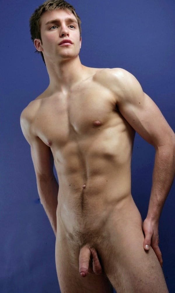 Just Naked Male