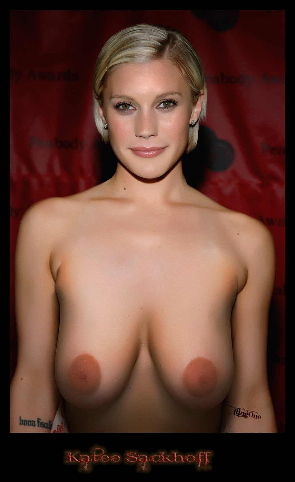 Katee Sackhoff Naked Pictures