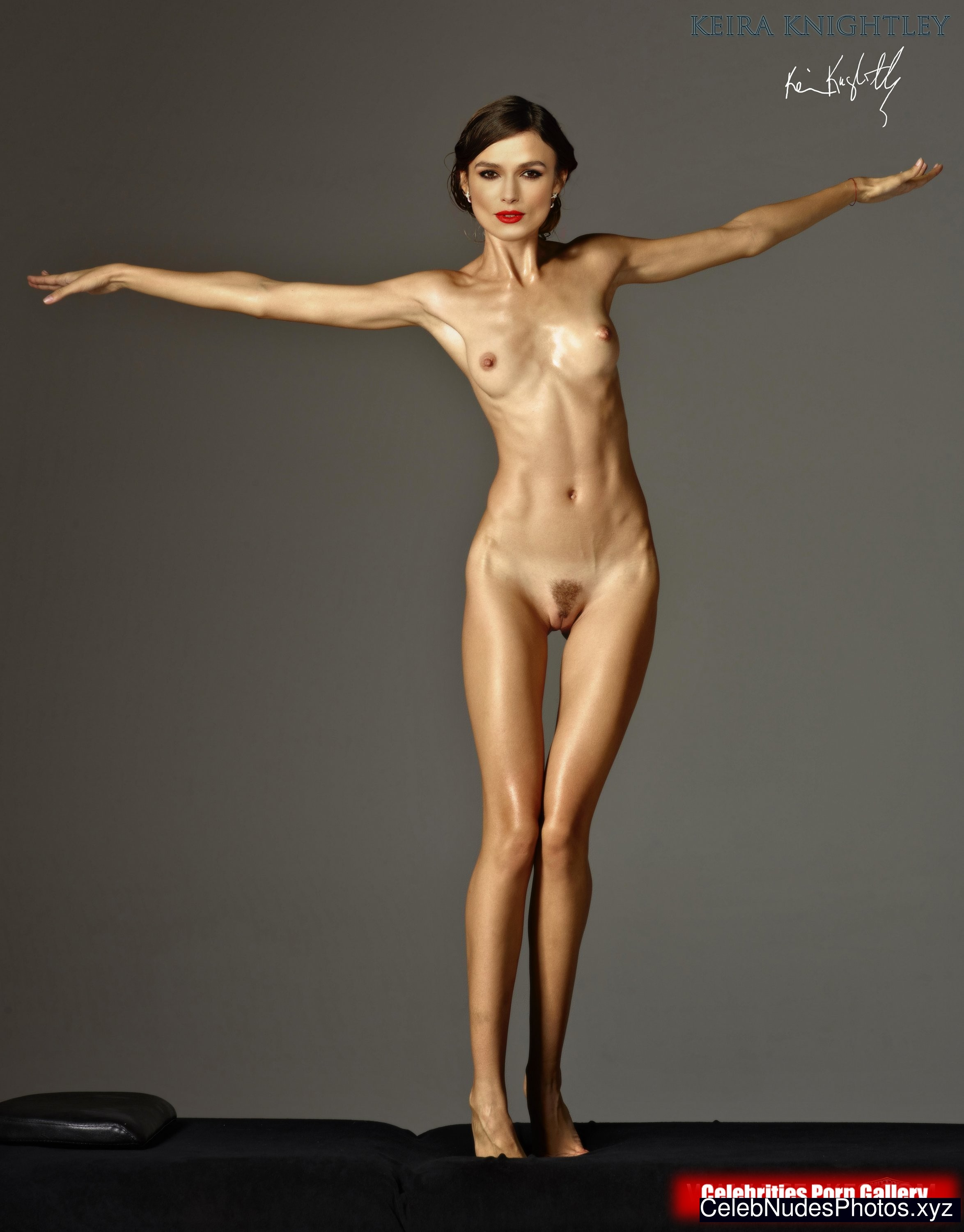 Keira Knightley Nude And Naked