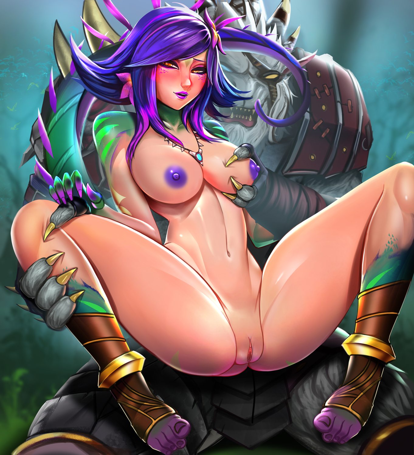 League Of Legends Nude Pictures