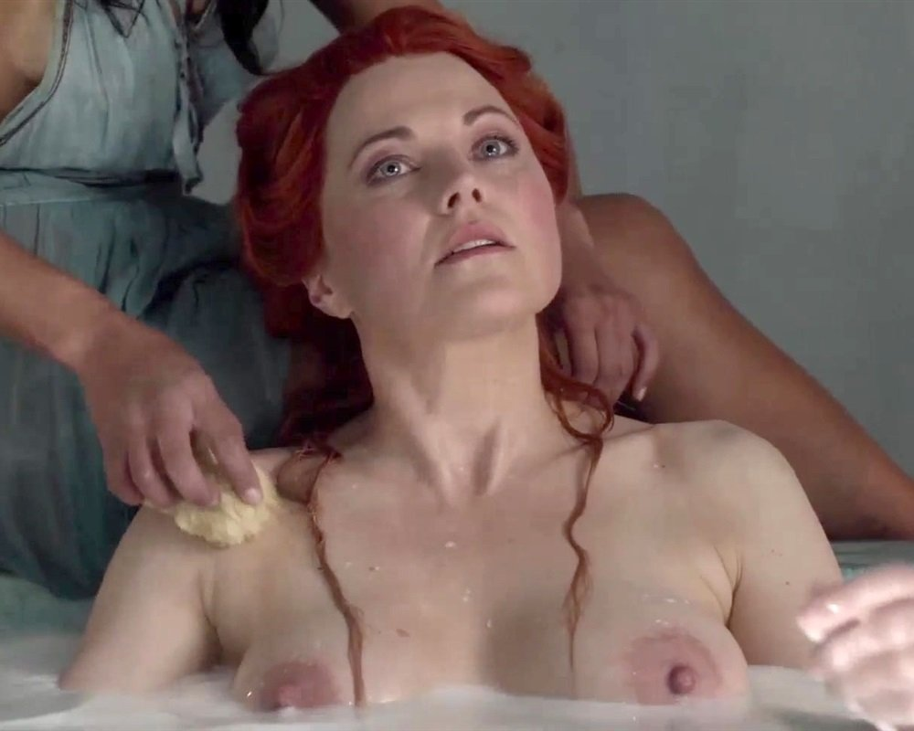 Lucy Lawless Spartacus Naked
