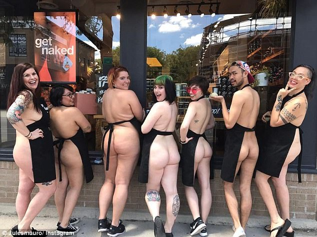 Lush Naked Campaign