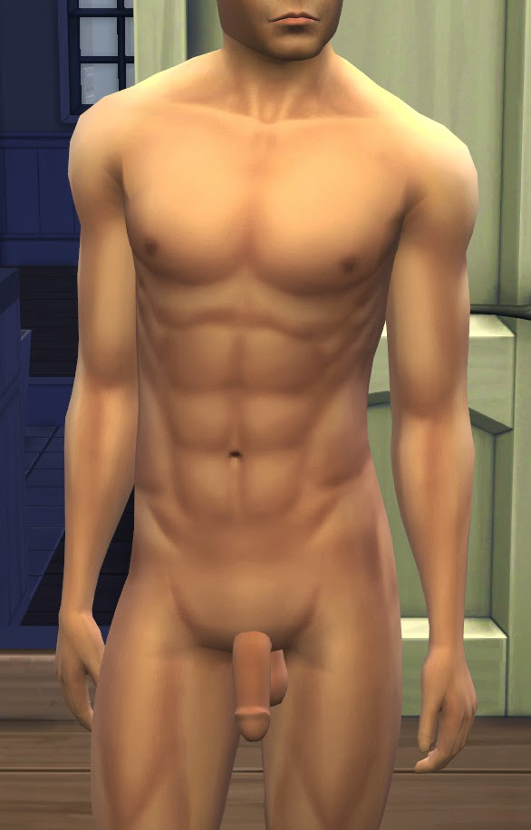 Male Sims Naked