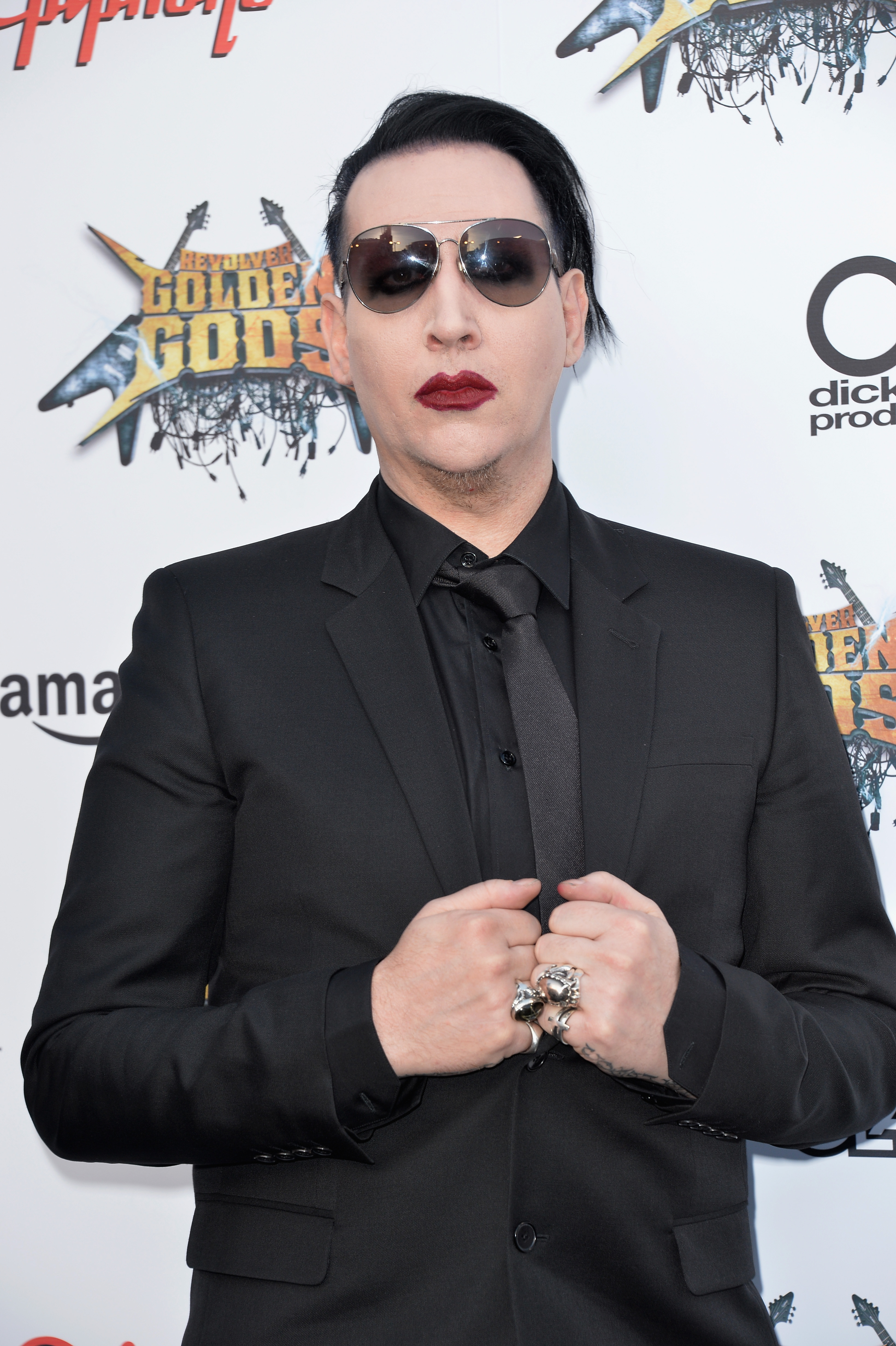 Marilyn Manson Naked Pictures