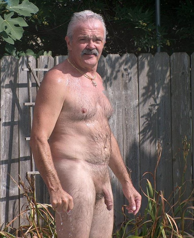 Mature Gay Men Nude Pictures